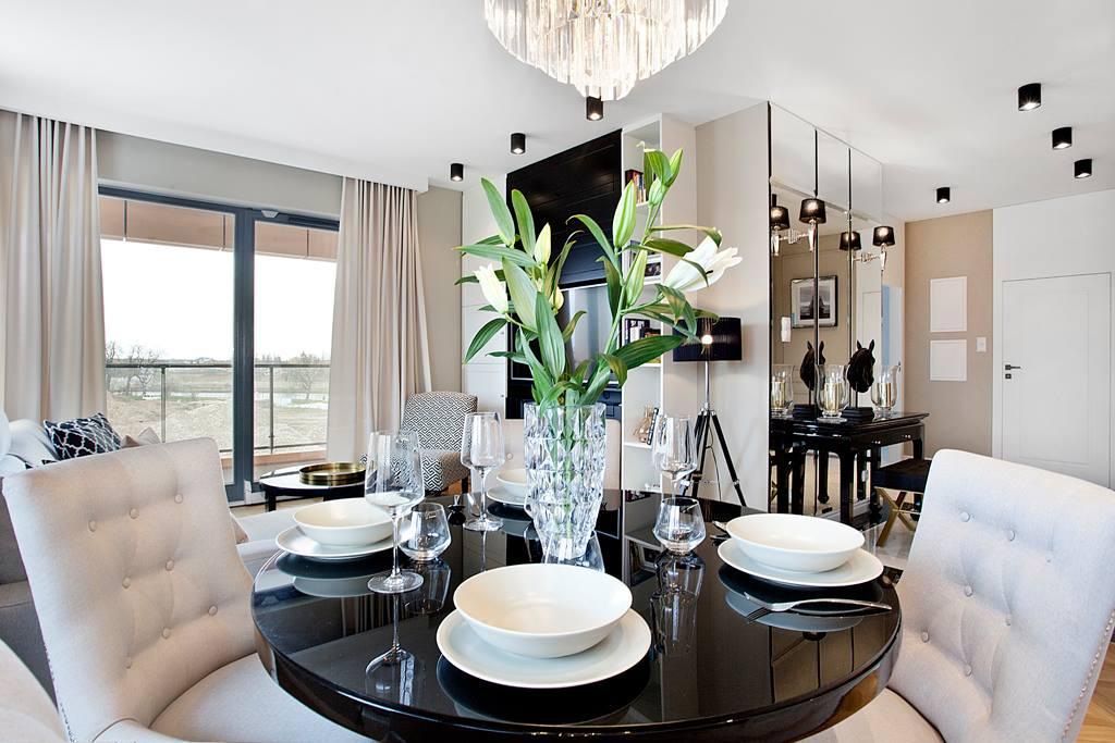 nowoczesne meble do salonu Chesterfield