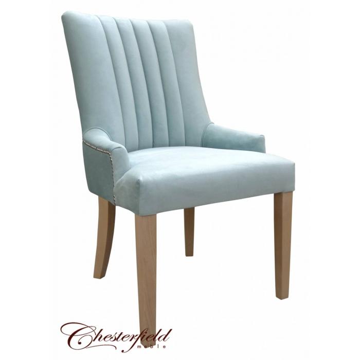 krzesła tapicerowane Chesterfield Meble